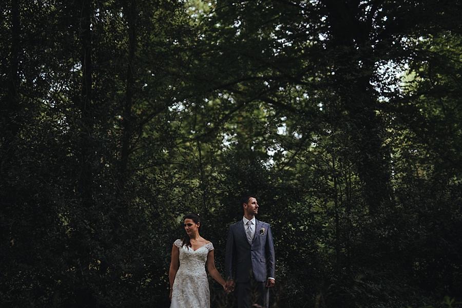 Waldsee, Freiburg, Hochzeitsreportage, Kallinich, Wald, See, Waldhaus